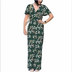 Floral H&M Jumpsuit
